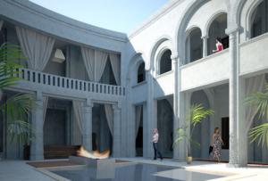 Riad-architecte-berdai-Marrakech